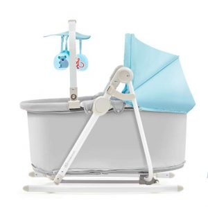 Kinderkraft Unimo 5in1 Pihenőszék kék-szürke
