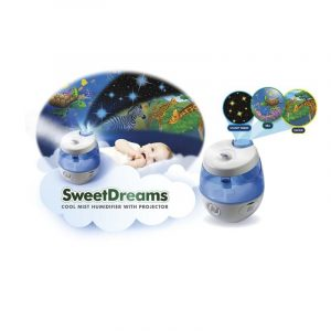 WICK SWEET DREAMS 2 IN 1 – ULTRAHANGOS PÁRÁSÍTÓ PROJEKTORRAL