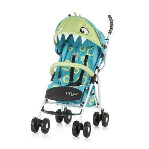 Chipolino Ergo sport babakocsi – Blue Baby Dragon