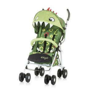 Chipolino Ergo sport babakocsi – Green Baby Dragon
