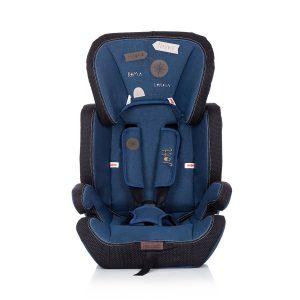 Chipolino Jett autósülés 9-36kg – Blue Denim 2020