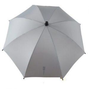 UV 50+ szűrős napernyő babakocsira szürke
