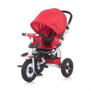 Chipolino Bolide Tricikli kupolával – Red piros 2020