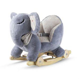 Kinderkraft 2in1 Hintázó állatka – Elefánt