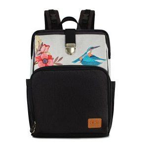 Kinderkraft Molly  pelenkázó hátizsák