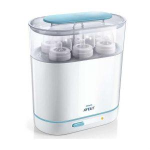 Philips AVENT 3 in 1  elektromos sterilizáló