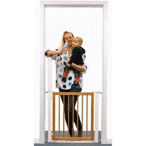 BUZZER ajtó és lépcső biztonsági kapu, 76-tól 82,5 cm-ig