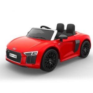 Apollo elektromos kisautó Ocie -Audi R8 Spyder  piros