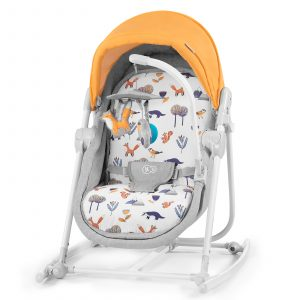 KinderKraft  5in1 Unimo Forest yellow 2020