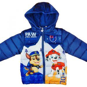 Paw Patrol Mancs őrjárat kapucnis télikabát kék