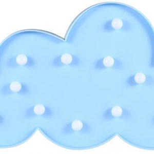 Kék felhő led lámpa