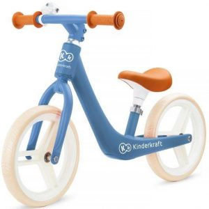 Kinderkraft Fly Plus futóbicikli kék