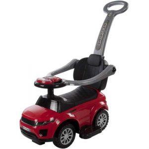 Sun Baby Ride on sport bébitaxi – piros