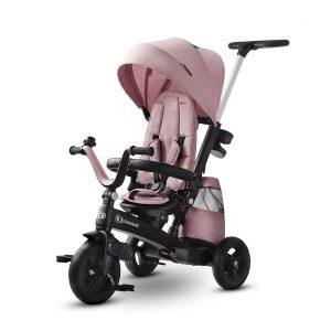 Kinderkraft EasyTwist tricikli Marvelous Pink