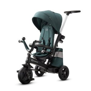 Kinderkraft EasyTwist tricikli Midnight Green