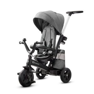 Kinderkraft EasyTwist tricikli Platinum Grey