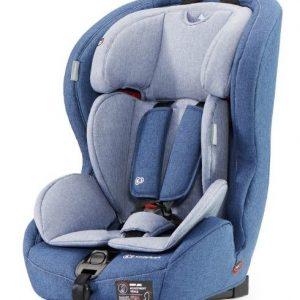 Kinderkraft Safety-Fix autósülés 9-36kg kék