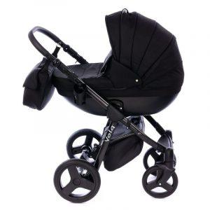 Baby Star – Volq Multifunkciós Babakocsi fekete