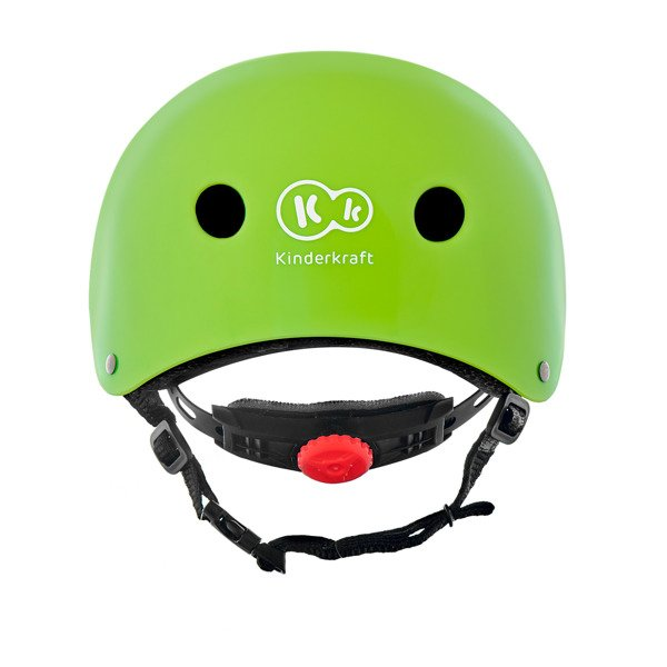 Kinderkraft Safety biciklis sisak gyermekeknek zöld