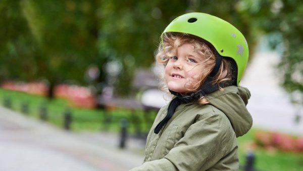 Kinderkraft Safety biciklis sisak gyermekeknek szürke