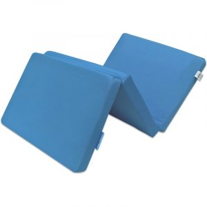 Fiki Miki matrac Utazóágyhoz,  tornához 120/60 cm kék
