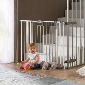 Geuther 4793+ fém biztonsági ajtó lépcsőhöz