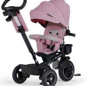 KinderKraft SPINSTEP 5 az 1-ben tricikli rózsaszín