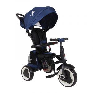 Qplay Rito+ tricikli blue