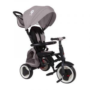 Qplay Rito+ tricikli grey