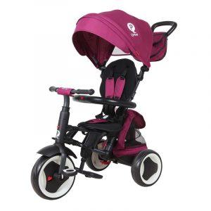 Qplay Rito+ tricikli purple