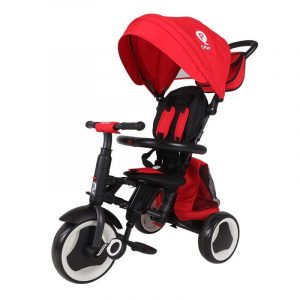 Qplay Rito+ tricikli red