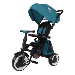 Qplay Rito+ tricikli turquoise