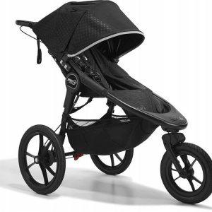 Baby Jogger Babakocsi Summit X3 MIDNIGHT BLACK új kiadás