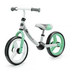 Kinderkraft 2Way Next 2021 futóbicikli  zöld