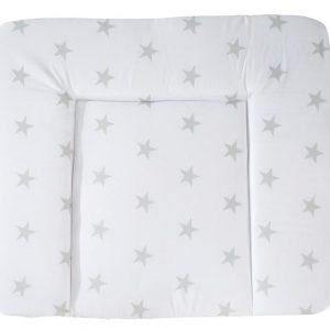 Roba kétoldalas pelenkázófeltét little star fehér-szürke
