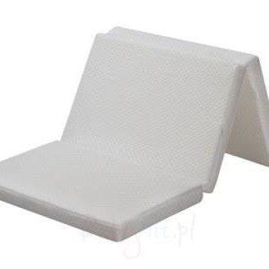 Fiki Miki matrac Utazóágyhoz,  tornához 120/60 cm fehér