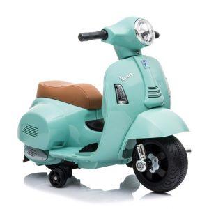 SUN BABY ELEKTROMOS VESPA MOTOR – TURQUOISE