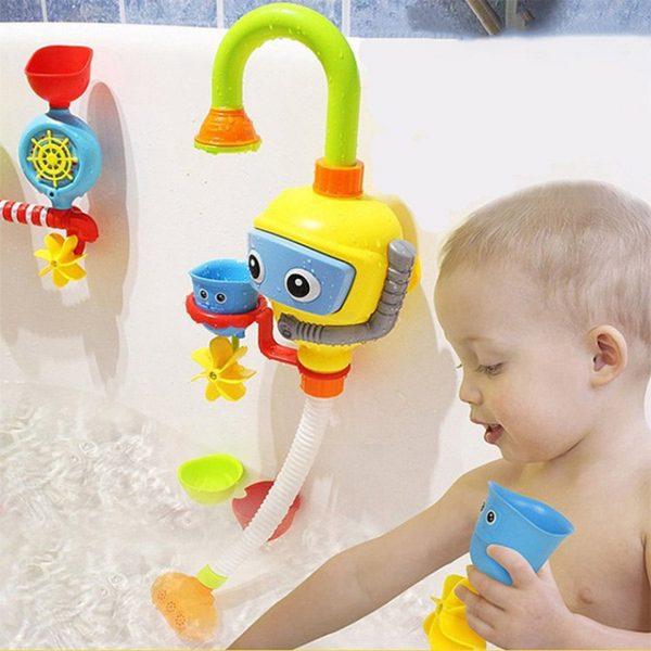Bath fun fürdőjáték
