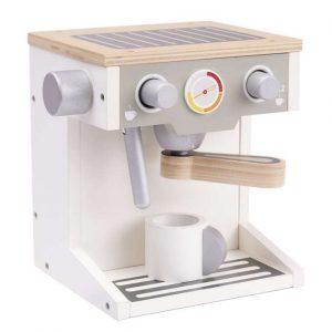 Fa játék kávéfőző bögrével